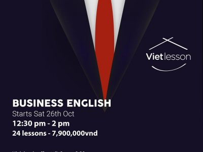 TIẾNG ANH DOANH NGHIỆP – BUSINESS ENGLISH
