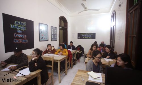VIETLESSON TEFL